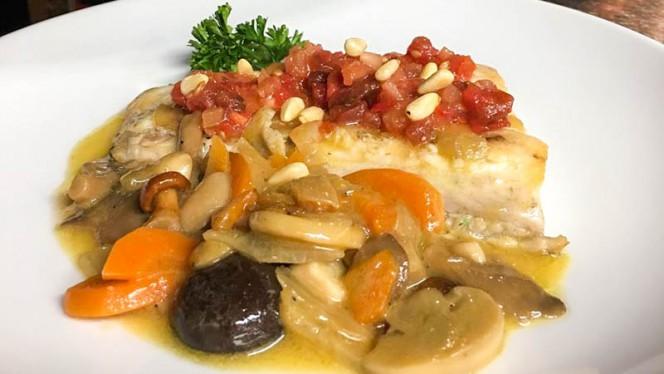 Sugerencia del chef - Tamiz Gastrobar, Aranjuez