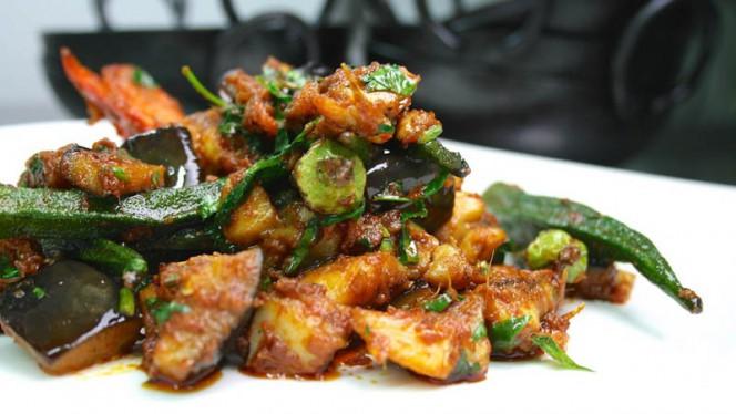 Sugerencia de plato - Saffron Indian Cuisine, Madrid