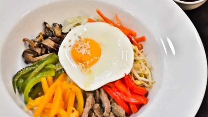 Sugerencia del chef - Han's Cocina Coreana, Sevilla