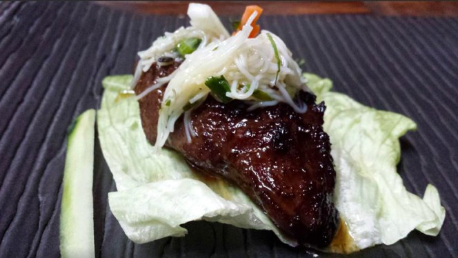 sugerencia plato - Indochine Ly Leap, Barcelona