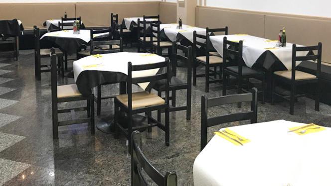 Sala - La Cocina de Paula, Madrid