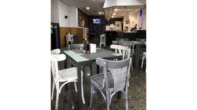 salón 3 - La Cocina de Paula, Madrid