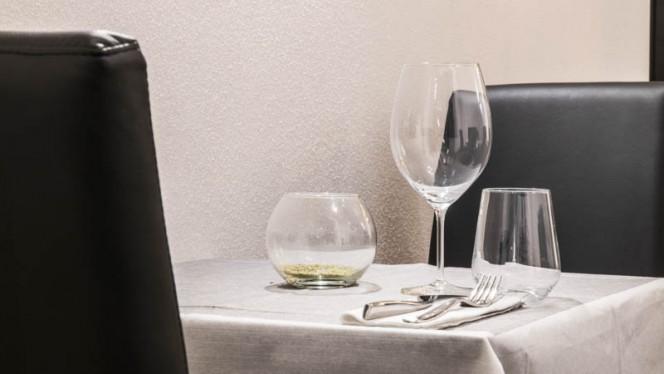 Vista sala - Omnia Ristorante e Lounge Room, Bologna