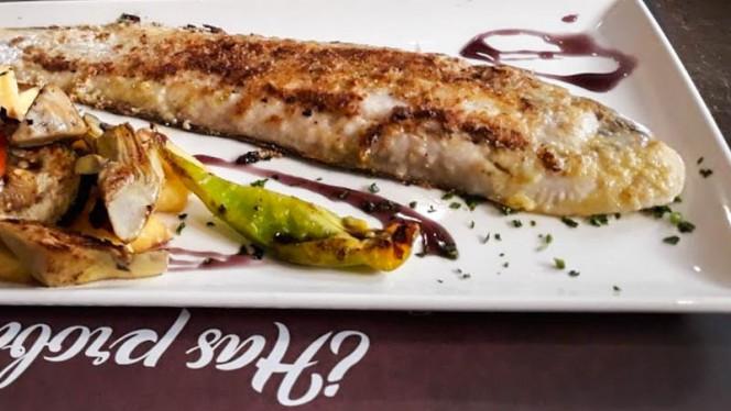Sugerencia del chef - Ca Cotet Bar, Dénia