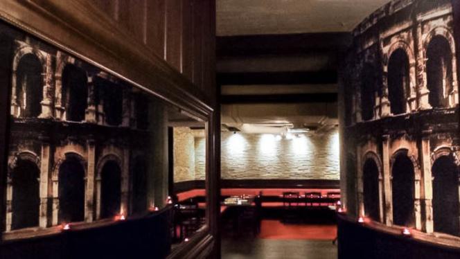 The restaurant - Aqui Tapas, Stockholm