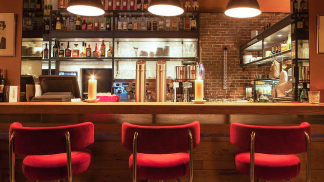 Het restaurant - San Siro, Utrecht