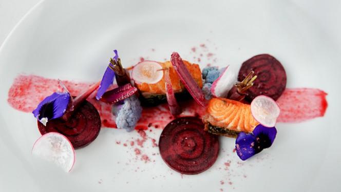 Sugerencia del chef - Ampar - Hospes Palau de la Mar, Valencia