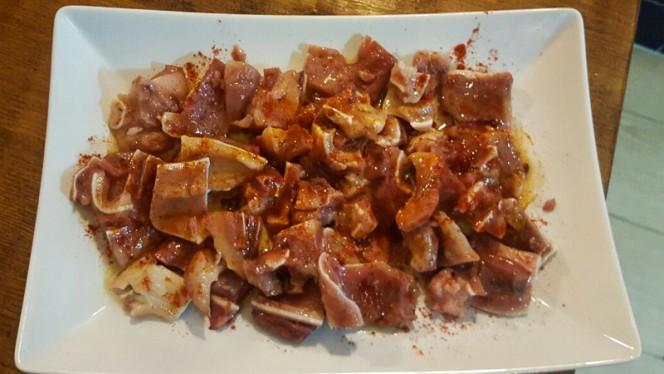Sugerencia del chef - El Celler del Vermut, Barcelona