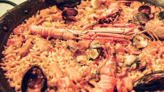 Sugerencia del chef - L'Aliança del Poble Nou, Barcelona