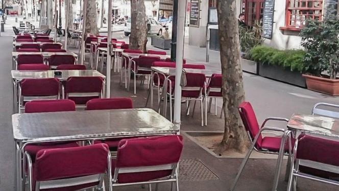 Terraza - L'Aliança del Poble Nou, Barcelona