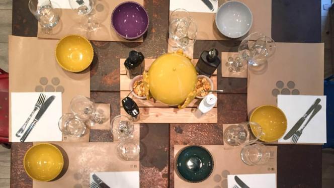 tavolo - Mò puglia, Milan