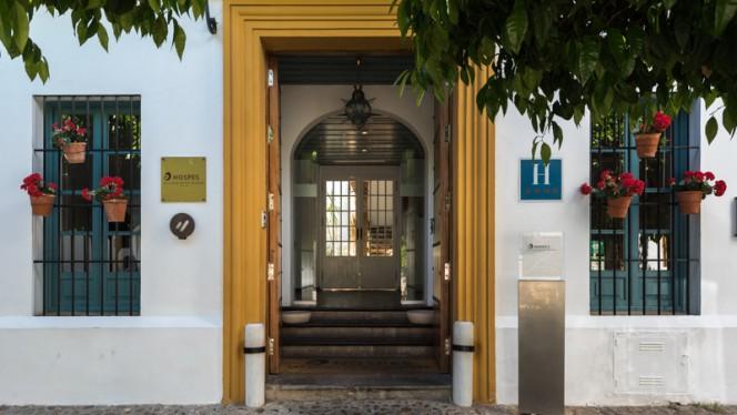 Fachada - Azahar - Hospes Las casas del Rey de Baeza, Sevilla