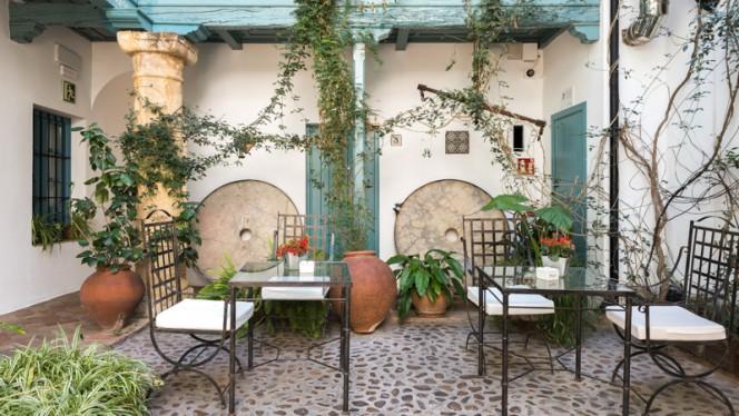 Terraza - Azahar - Hospes Las casas del Rey de Baeza, Sevilla