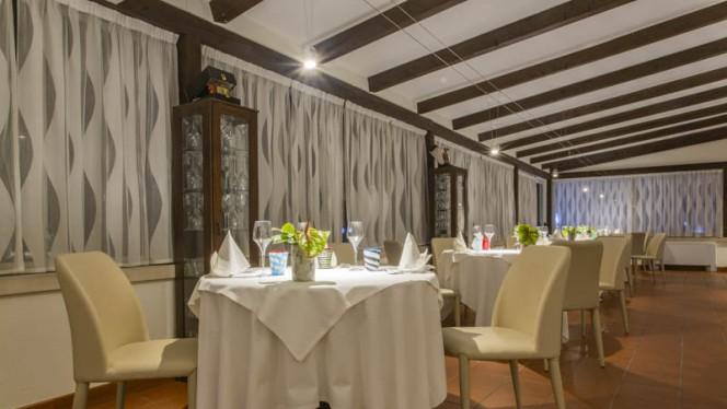 Veduta dell interno - Ristorante il Querini Da Zemin, Vicenza