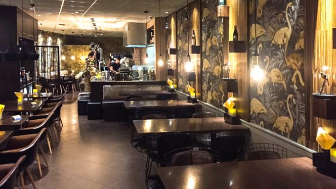 Restaurant - A Fusion, Amsterdam