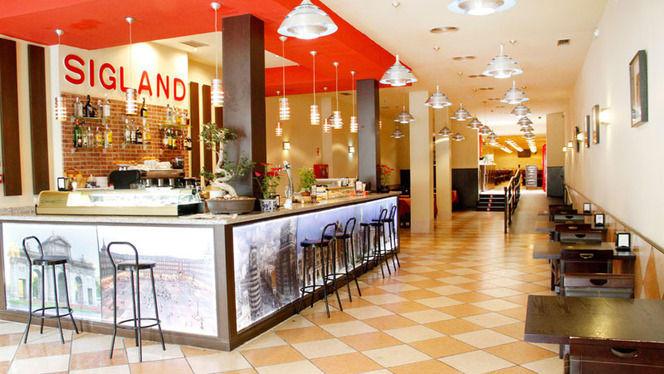 barra - Sigland, Madrid