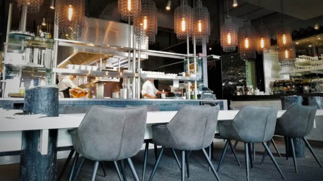Het restaurant - Merlot, Amersfoort