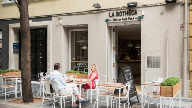 Terraza - La Bothéca - Italian Folk Food, Valencia