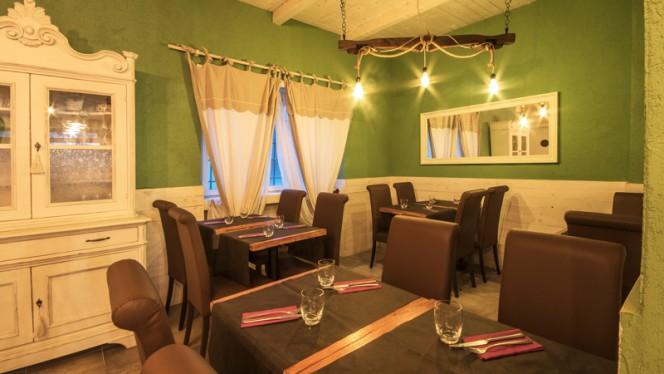 Sala del ristorante - Nice Life Biobistrot, Rome