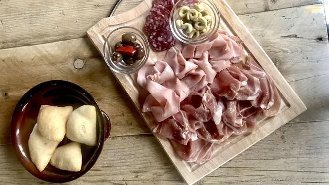 Piatto - La Muccaccia, Milan