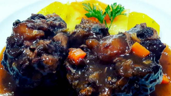 Sugerencia del chef - Taberna Malabares, Madrid