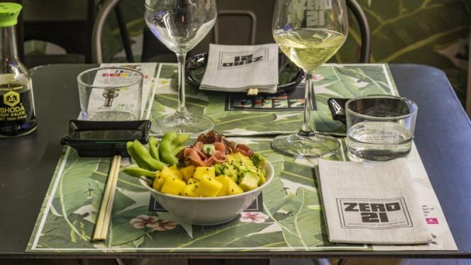 Suggerimento dello chef - Zero21 Trastevere, Rome