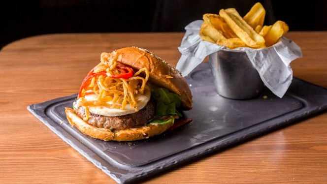 Sugerencia del chef - Steakburger Arenal, Madrid