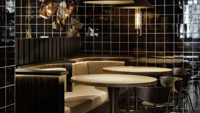 Vista de la sala - Steakburger Arenal, Madrid