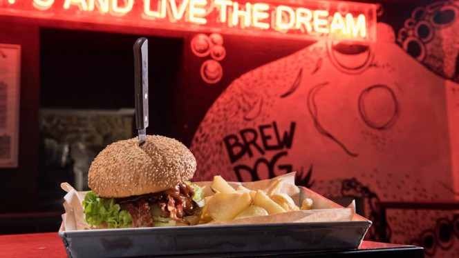 SuggestSuggerimento dello chef - BrewDog Firenze, Firenze