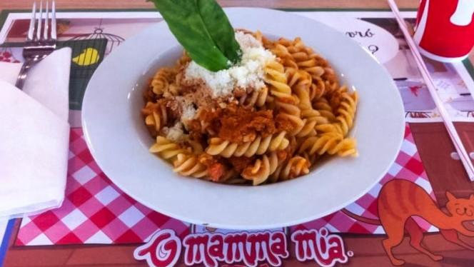 Sugerencia del chef - O Mamma Mia Piccolo, Valencia