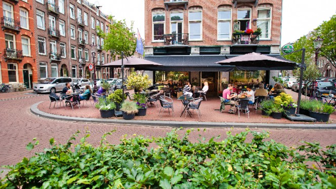 Restaurant - Drovers Dog Amsterdam Oost, Amsterdam