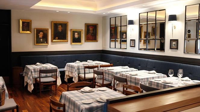 Narciso 1 - Narciso Brasserie, Madrid