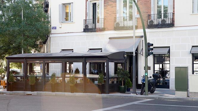 Narciso 4 - Narciso Brasserie, Madrid