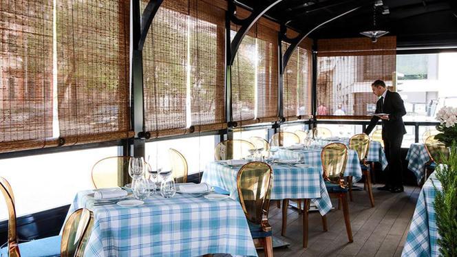 Terraza - Narciso Brasserie, Madrid