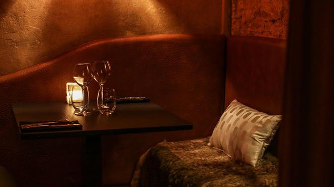 Ambiance intimiste - Mystery Cuisine - Édouard et Thu Ha, Paris