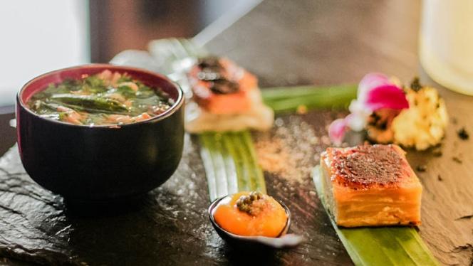Suggestion du chef - Mystery Cuisine - Édouard et Thu Ha, Paris
