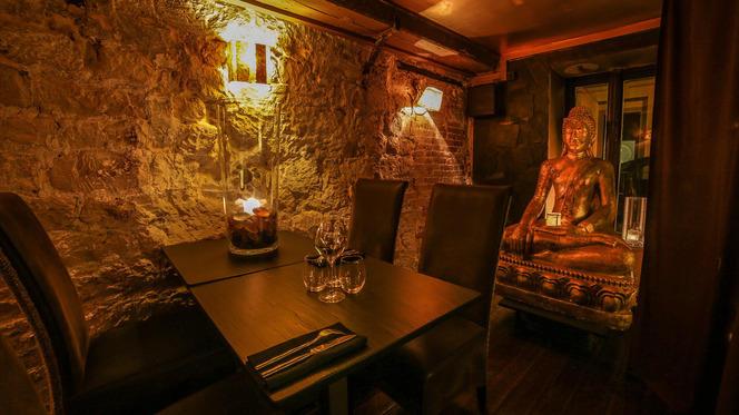 Vue de la salle - Mystery Cuisine - Édouard et Thu Ha, Paris