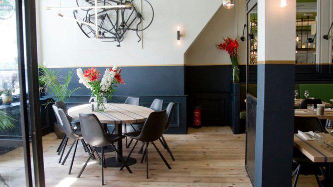 Restaurant - Restaurant Floreyn, Amsterdam