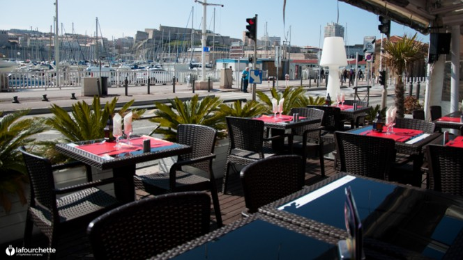 La terrasse - La Suite, Marseille