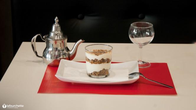 Suggestion de dessert - La Suite, Marseille