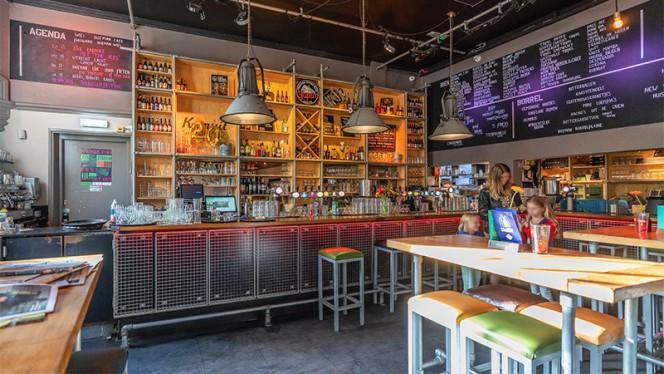 Het restaurant - Hofman Café, Utrecht