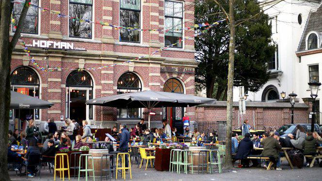 Terras - Hofman Café, Utrecht
