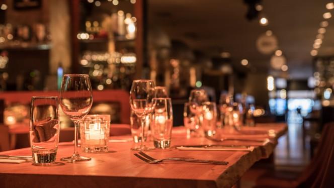 Restaurant - Millers, Den Haag