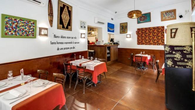 ElMandela - salon principal - El Mandela, Madrid