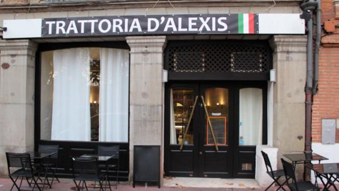 Entrée - La Trattoria d'Alexis, Toulouse