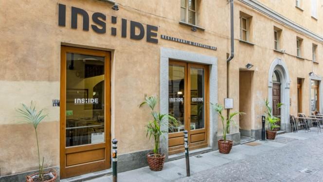 Entrata - Inside Restaurant & Cocktail Bar, Turin