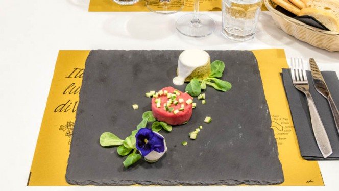 Suggerimento dello chef - Inside Restaurant & Cocktail Bar, Turin