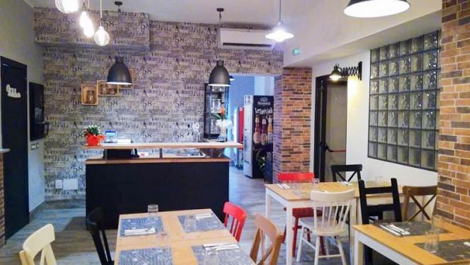 Vista sala - Meat - Pizzeria Griglieria,