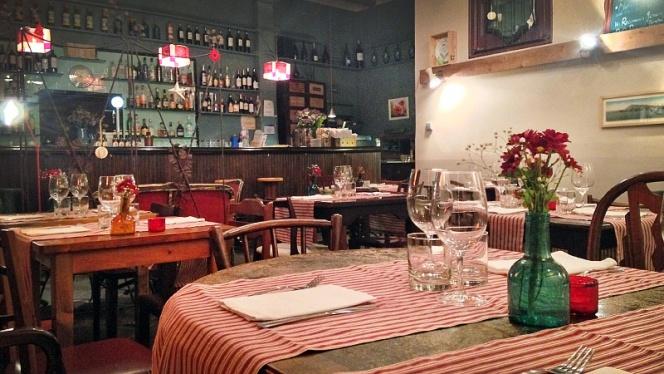 detalle interior - El Salón, Barcelona