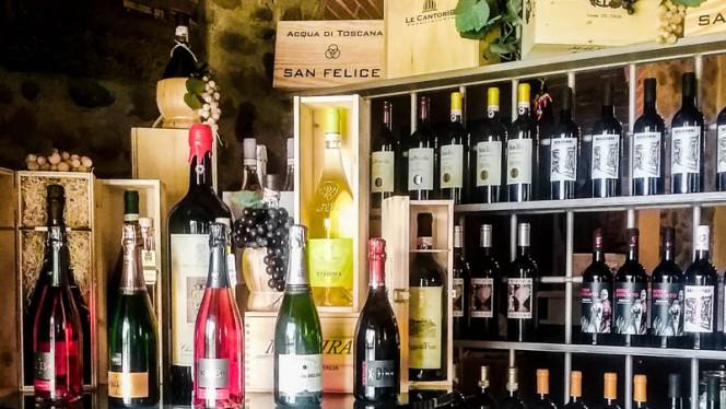 Ii vini - Da Roberto al frantoio della Belluccia, Serravalle Pistoiese